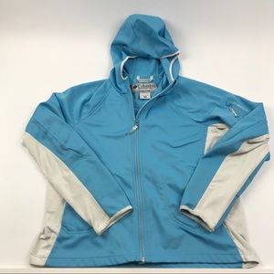 Columbia Titanium Light Zip Jacket Women's XL